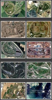 Copyright Google Maps & AutoExpress