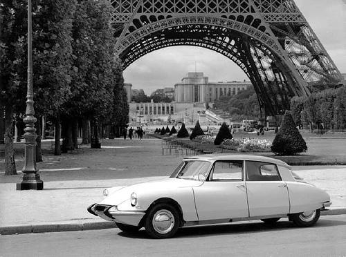 Citroën DS 1