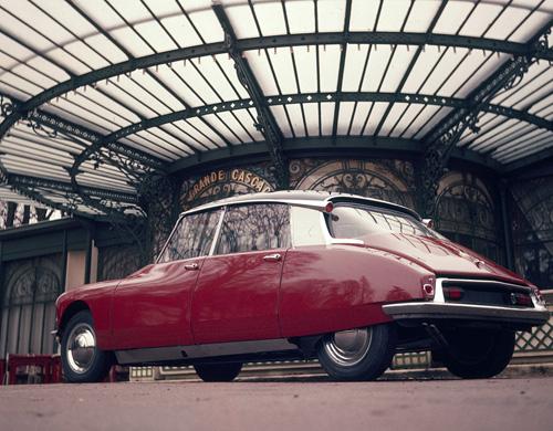 Citroën DS 2