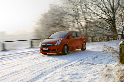 Opel Corsa GSI 2