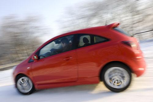 Opel Corsa GSI 5