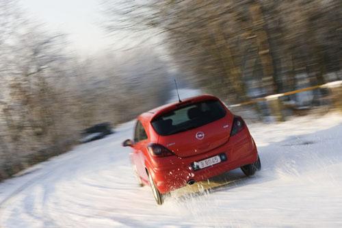 Opel Corsa GSI 8