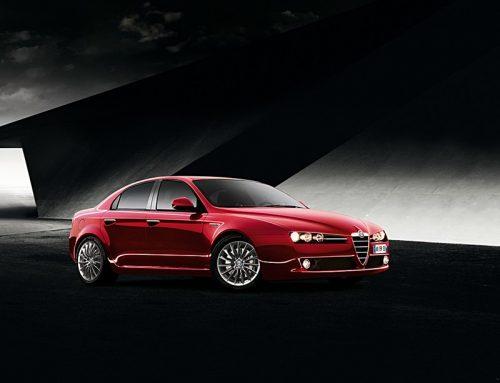 Alfa Romeo 159 MY2009 1.8TB