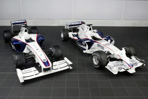 BMW-Sauber 2009