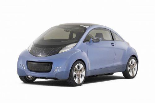 Mitsubishi iMiEV Sport Air Concept