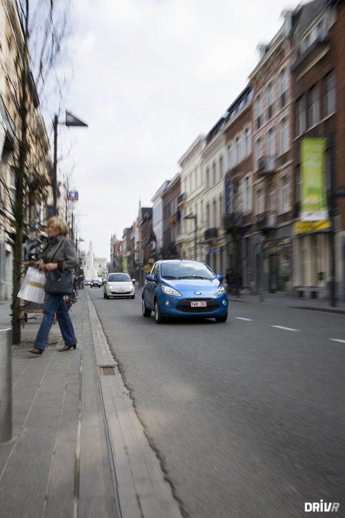 Ford Ka vs Fiat 500