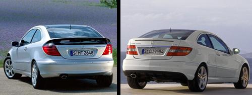 Mercedes Sportcoupé / CLC