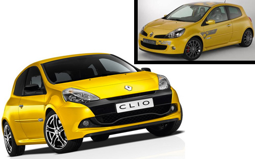 Renault Clio (RS)