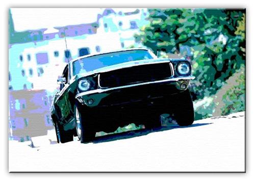 Ford Mustang 'Bullitt'