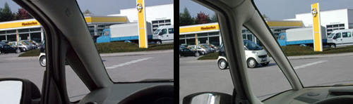 Mitsubishi Colt vs. Renault Espace