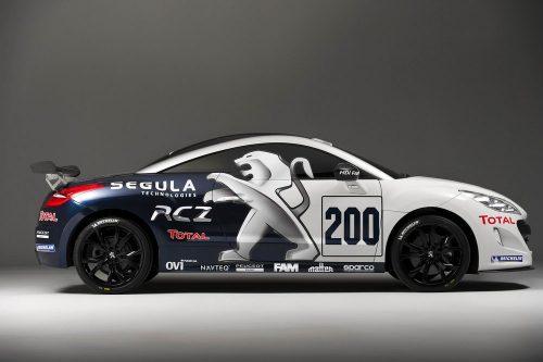 Peugeot RCZ 24h