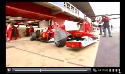 Sporza F1 vooruitblik