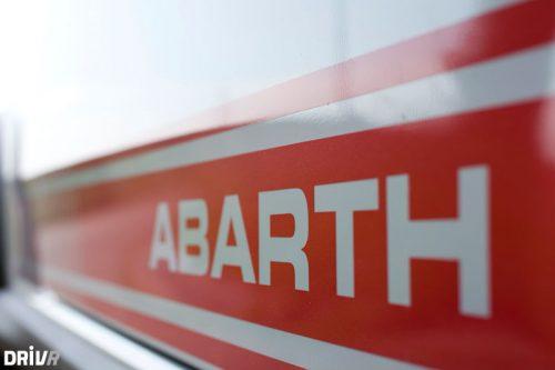 Abarth Grande Punto EsseEsse