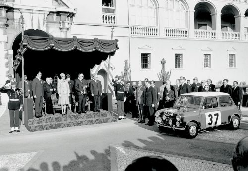 Monte Carlo Rally 1964