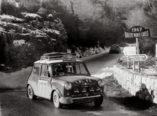 Monte Carlo Rally 1967