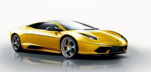 Lamborghini Jota (impressie)