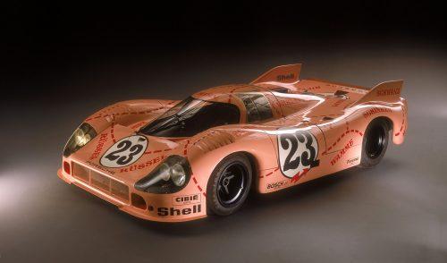 Porsche 917/20 'Pink Pig'