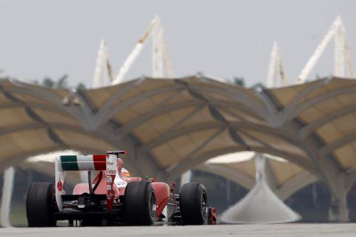 Malaysia F1 GP Auto Racing