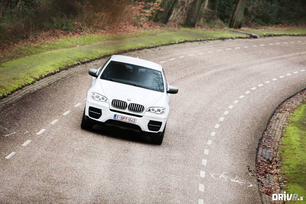 Test BMW X6 M50d