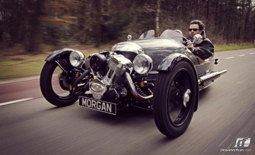 morgan 3 wheeler