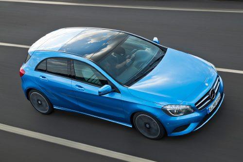 Mercedes A180 CDI 7G-DCT