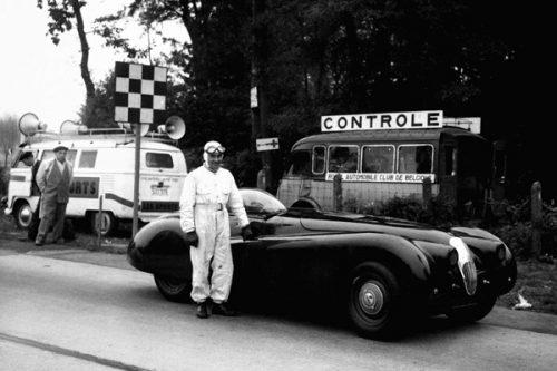 8 1953 jabbeke norman dewis