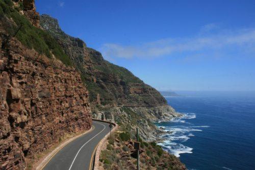 Chapman's Peak Drive, Cape Town, South Africa