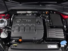 test vw golf 150