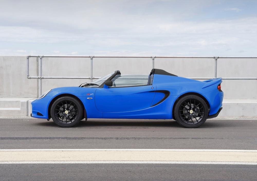 Lotus Elise S CR