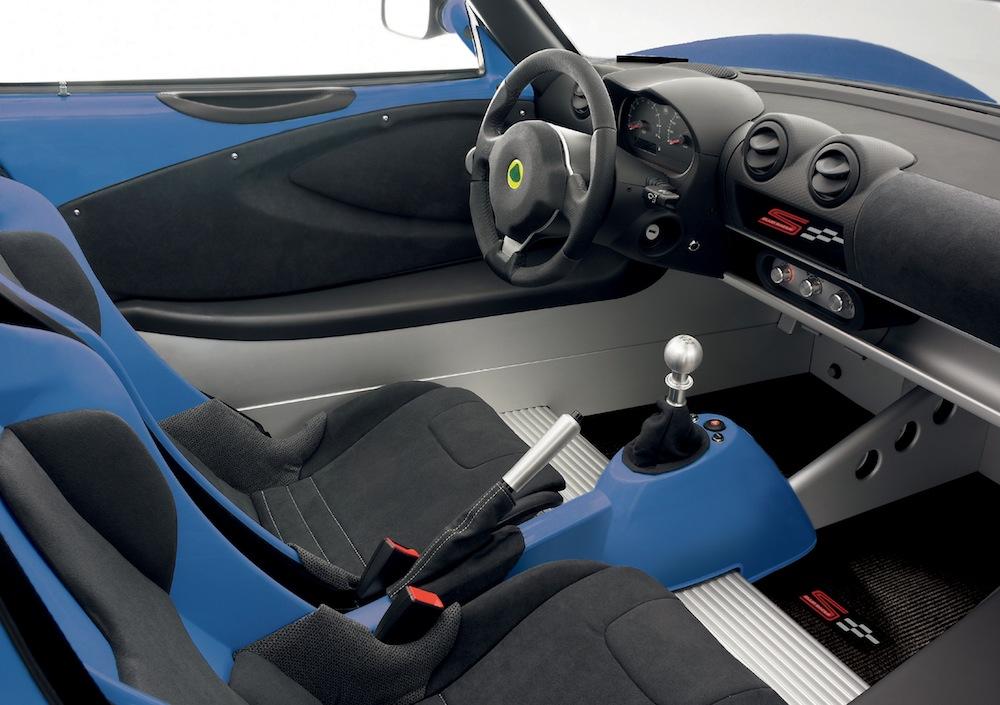 Lotus Elise S CR4