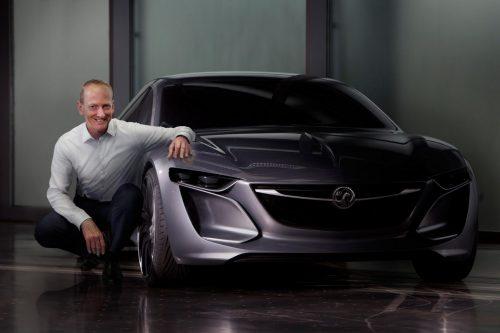 Opel-Monza-Concept Karl-Thomas Neumann
