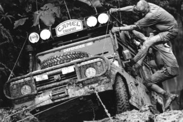Land Rover Defender Camel Trophy 1