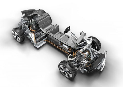 BMW i8 specificaties