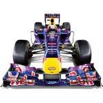 Infiniti Red Bull Racing RB9 - Portrait