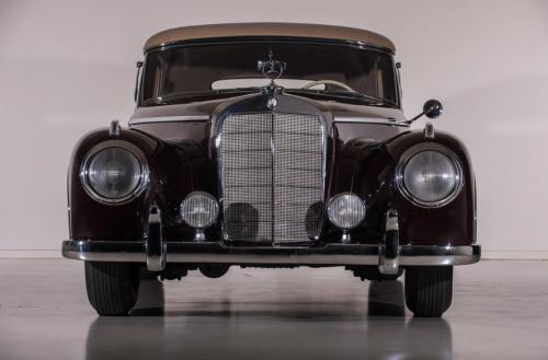 Mercedes-Benz 300S Cabriolet A (1954) - Coachwork Sindelfingen