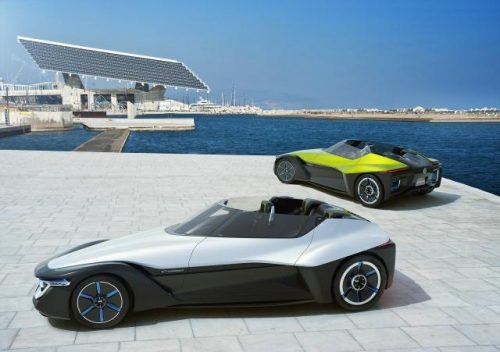 Nissan Concept - 1