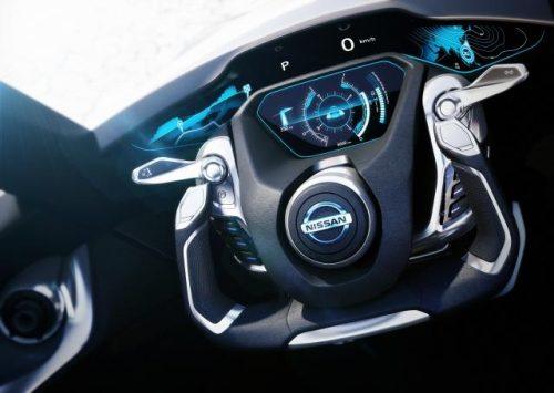 Nissan Bladeglider Concept - 6