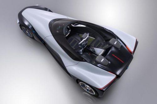 Nissan Bladeglider Concept - 8