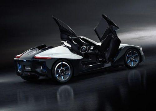 Nissan Bladeglider Concept - 9
