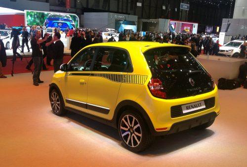 Renault Twingo MY2014