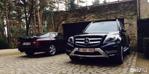 porsche 944S2 & Mercedes