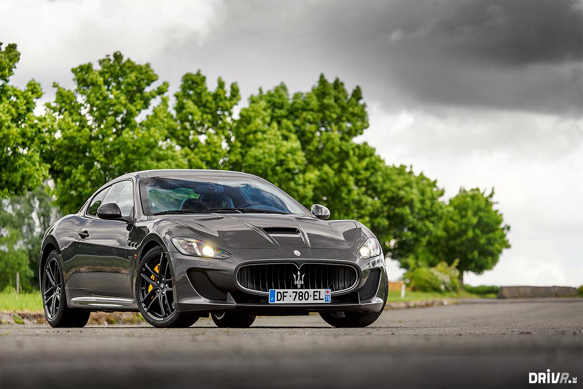 Test Maserati Granturismo Mc Stradale My 2014 Drivr