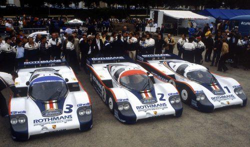 Porsche 956 Le Mans 1982