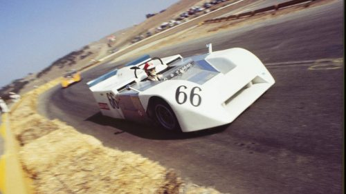 1970 Monterey-Castrol Grand Prix - Laguna Seca - Can-Am