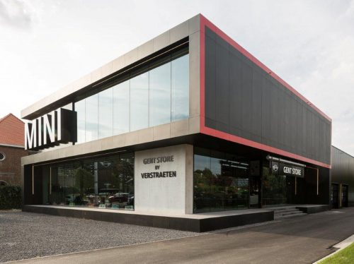 MINI Gent Store 1