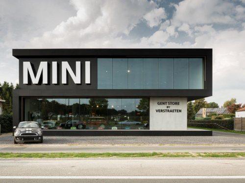 MINI Gent Store 2
