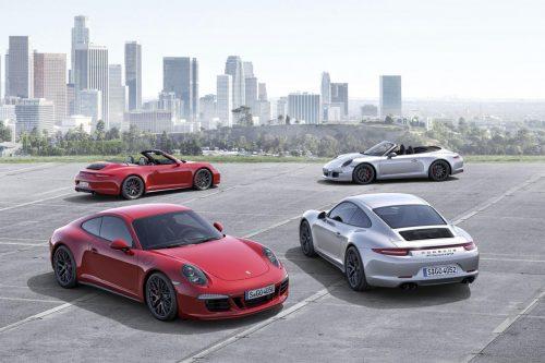 Porsche 911 Carrera GTS 1