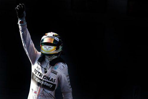 Formula One World Championship 2015, Round 3, Chinese Grand Prix, Shanghai, China, Sunday 12 April 2015 - st place Lewis Hamilton (GBR) Mercedes AMG F1.