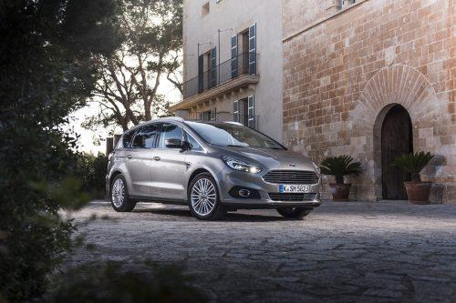 Ford C-Max & S-Max, Mallorca Photo: James Lipman / jameslipman.com