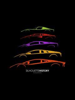 silhouette_history_lambo_v12kopie